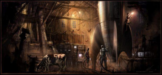 005 - The Barn