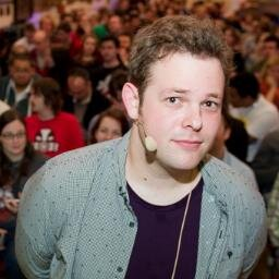 Mike Bithell headshot