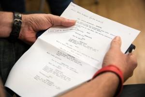 ATR script