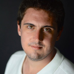 Adam Spinks headshot