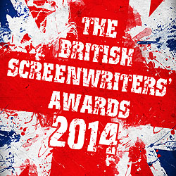The 2014 Inaugural British Screenwriters' Awards image