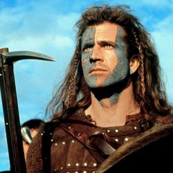 Braveheart Script to Screen image