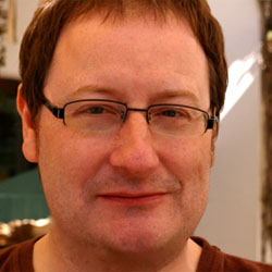 Chris Chibnall headshot