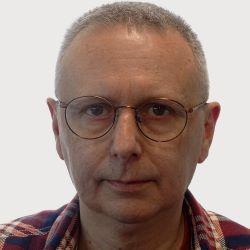 Clive Frayne headshot
