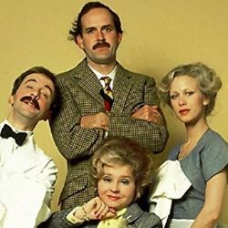 Fawlty Towers Script to Screen image