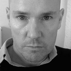 Gregory Burke headshot