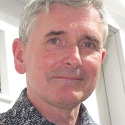 Mike Carey headshot