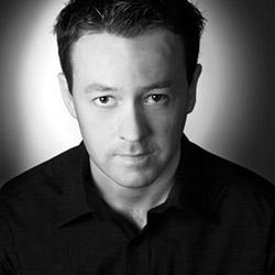 James Hughes headshot