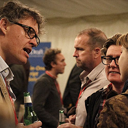 Networking Tuesday, work the room with confidence: Day 1 of LondonSWF Festival Week image