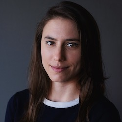 Marielle Membreño headshot