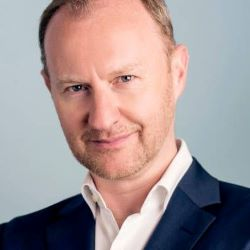 Mark Gatiss headshot