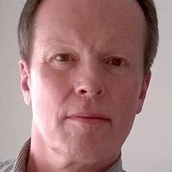 Merlin Ward headshot
