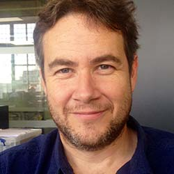 Michael Hallett headshot
