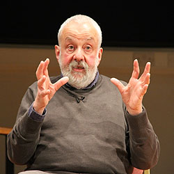 Mike Leigh headlining at the LSF