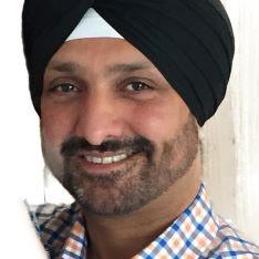 Navdip Sandhu headshot
