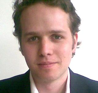 Ollie Madden headshot