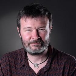 Pat Higgins headshot