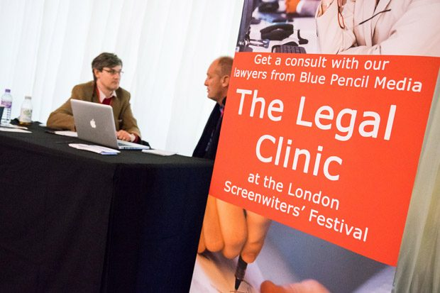 Top five legal questions asked by screenwriters… Answered (londonscreenwritersfestival.com)
