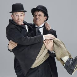 Stan & Ollie Script to Screen image
