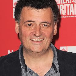 Steven Moffat headshot
