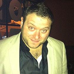 Zack Gutin headshot