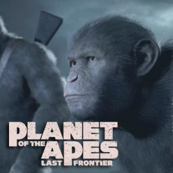 Script to Screen - Planet of the Apes: The Last Frontier image