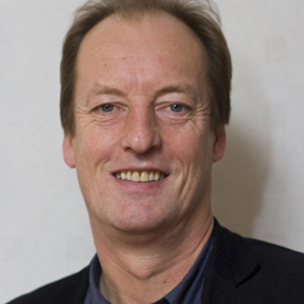Peter Buckingham headshot