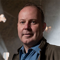 David Yates headshot
