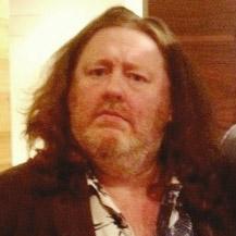 Ged Parsons headshot
