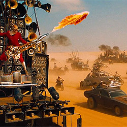 Into the mouth of madness: Making 'Mad Max: Fury Road' image