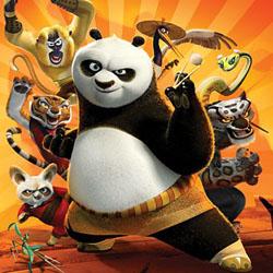 Kung Fu Panda Script to Screen image
