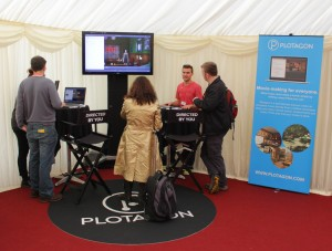 plotagon at LSF 13