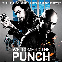 Welcome to the Punch: Script To Screen image