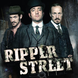 Ripping into Ripper Street with creator, writer and producer Richard Warlow image