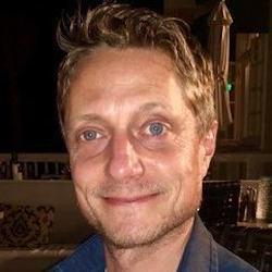 Rowan Joffe headshot