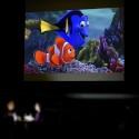'Finding Nemo' script to screen LIVE