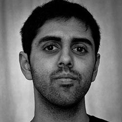 Vinay Patel headshot