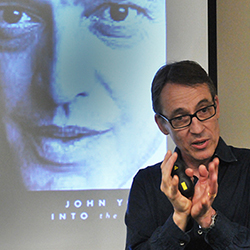 2:00pm And so it begins… with John Yorke image