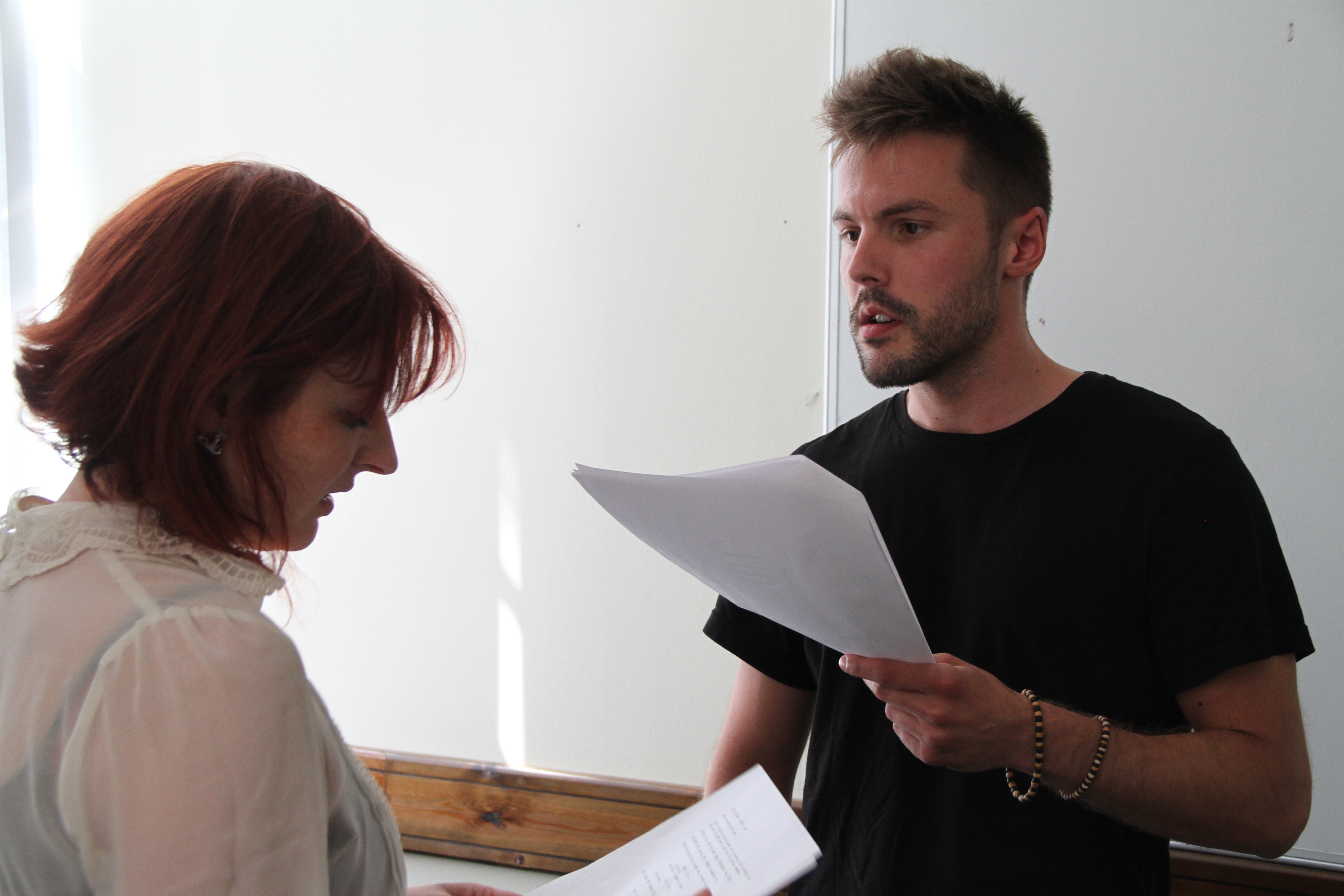 a look in the spec pile  the actors u2019 table read 2014 by