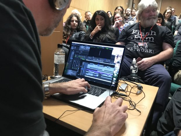 Choosing Alien: Airborne… Then recording a Radio Drama at LondonSWF ...
