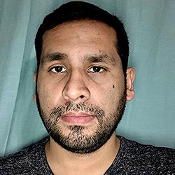 Javier Salgado headshot