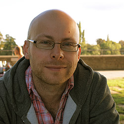 Jon Gilbert headshot