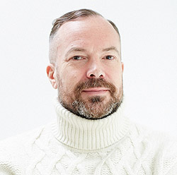 Simon Rumley headshot