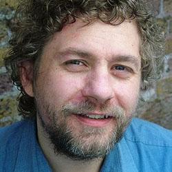 Robert Shearman headshot
