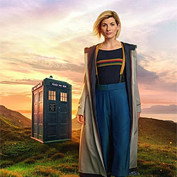 About Time! Creating TV's Doctor Who image