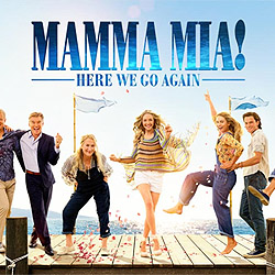 Mamma Mia: Here We Go Again - Script to Screen image