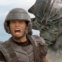 Starship Troopers... 'Do you want to know more?'